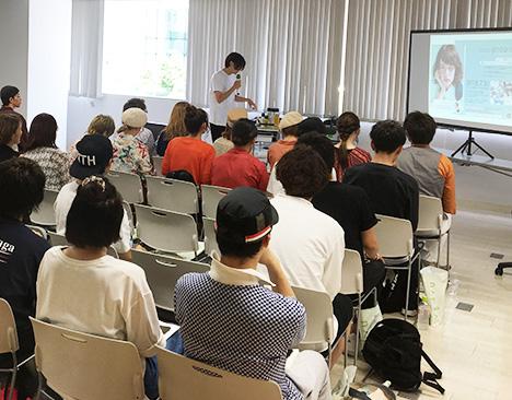 教育プログラムや各種セミナーを開催 ナプラスタジオ