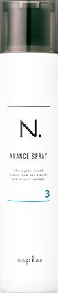 N. ニュアンスヘアスプレー 3