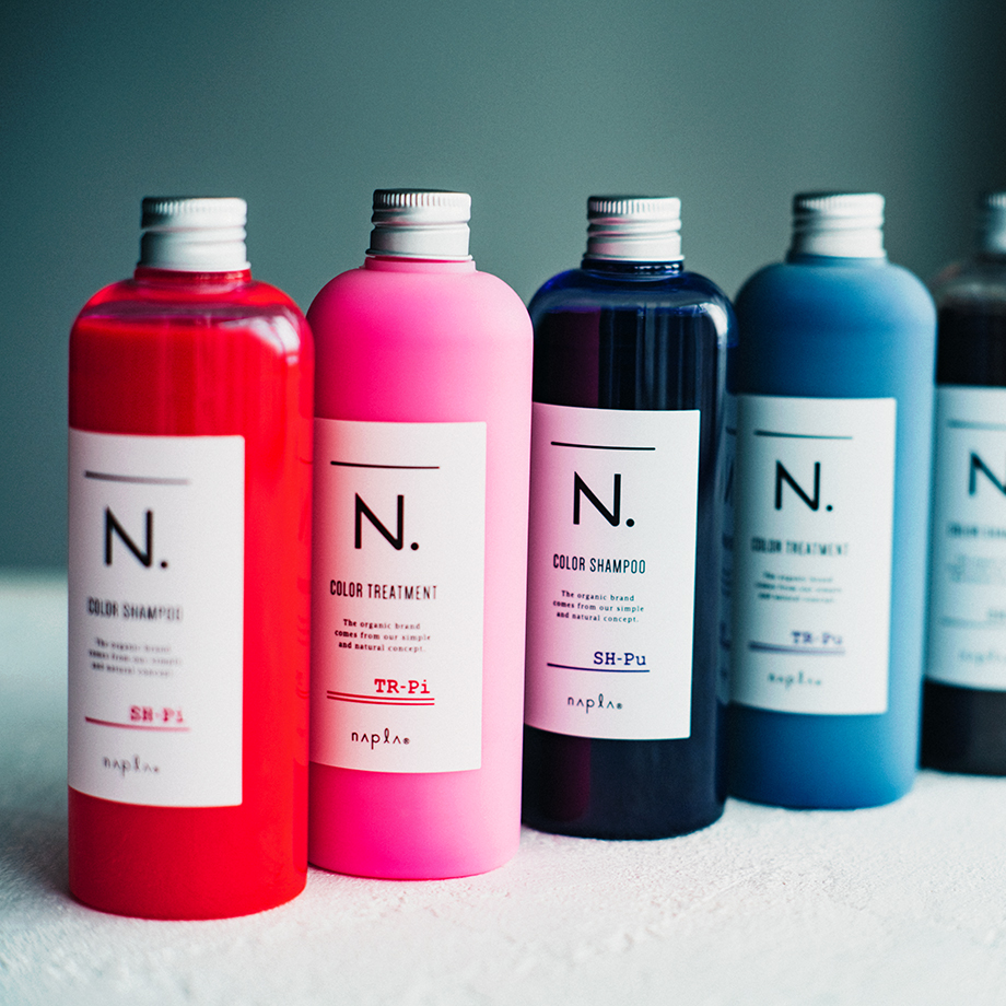 N. COLOR SHAMPOO&TREATMENT